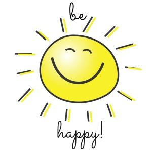 be happy square