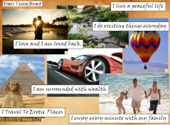 visionboard sample 3